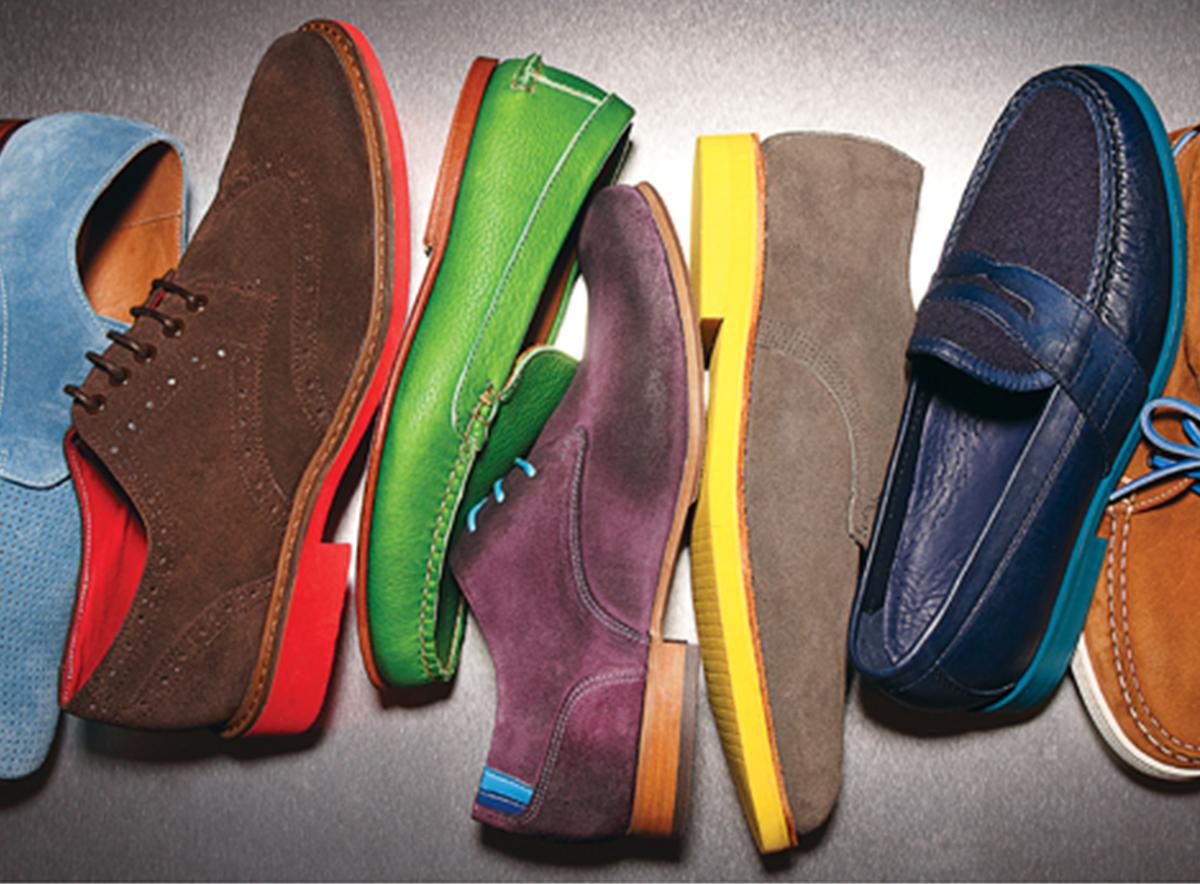اصول ترکیب رنگ کفش مردانه - پیرکاردین ایران