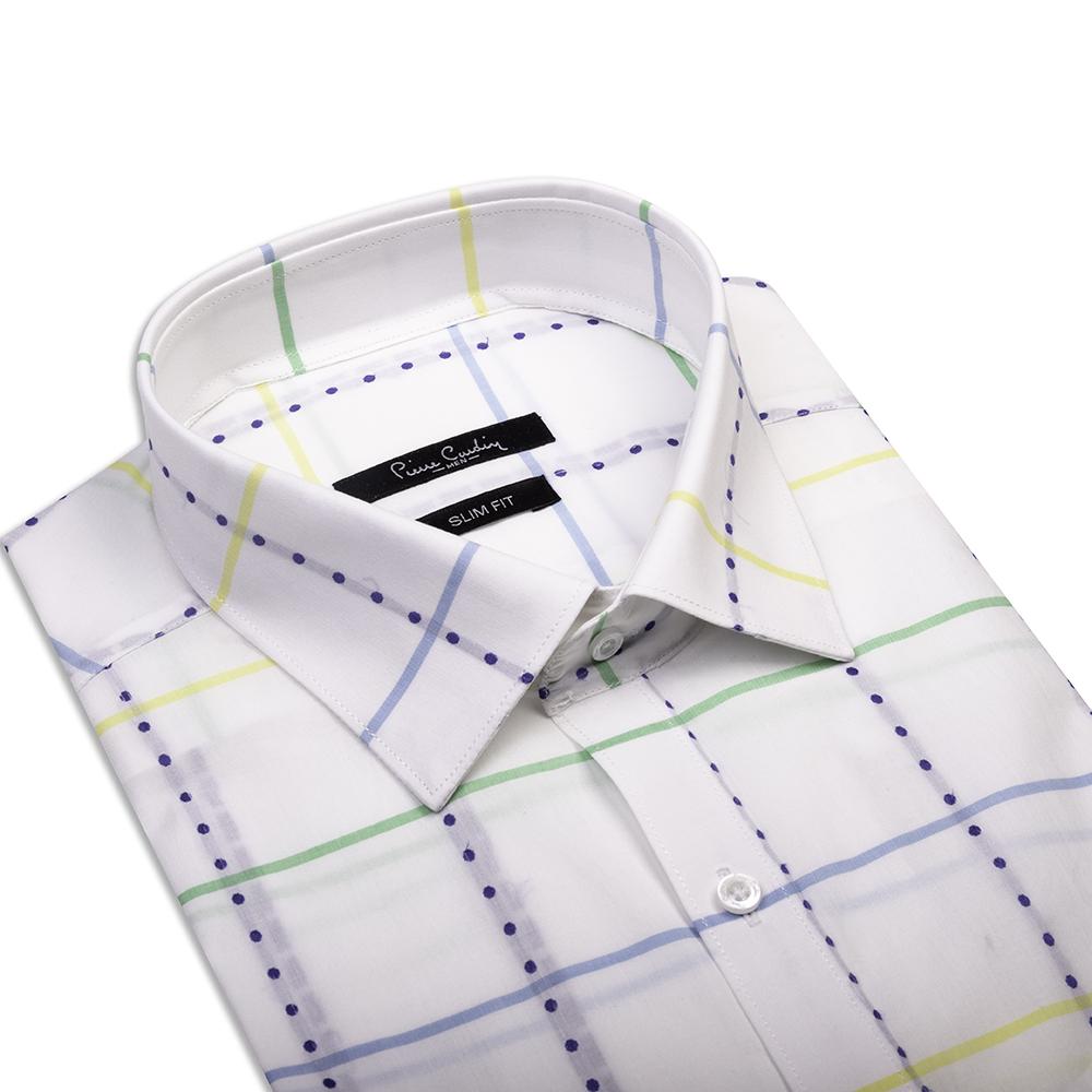 پیراهن طرح دار اسپرت