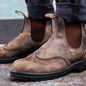 راهنمای انتخاب مناسب ترین کفش برای فصل پاییز