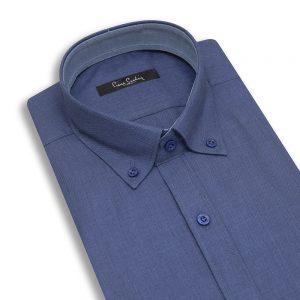 پیراهن سورمه ای روشن