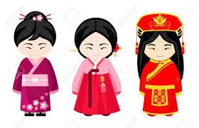 بررسی تفاوت استایل کره ای، چینی و ژاپنی