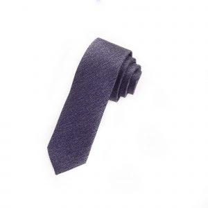 کراوات بنفش رگه دار